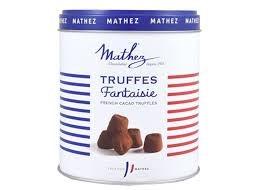Tradiční kakaové lanýže Mathez Fantaisie 250 g