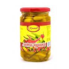 Nakládané papričky - feferonky 290 g