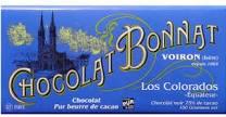 Čokoláda Bonnat Los Colorados 75%