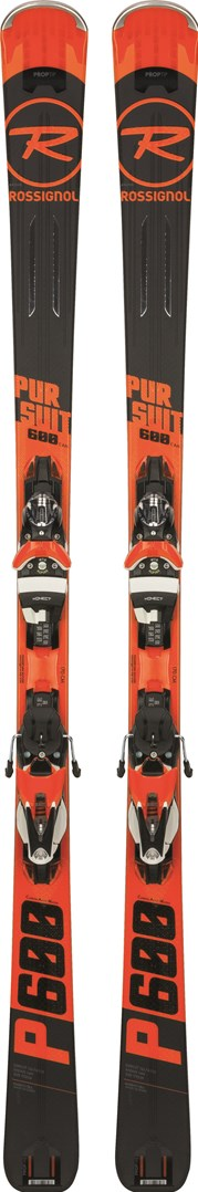Rossignol Pursuit 600 Cam Konect + SPX 12 17/18