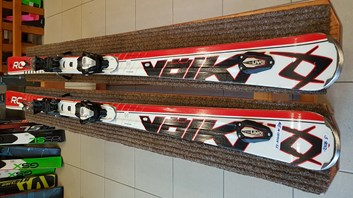 Völkl Racetiger RC UVO 13/14  165cm