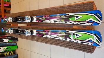 Nordica Dobermann GSR 2Ti 12/13 172cm