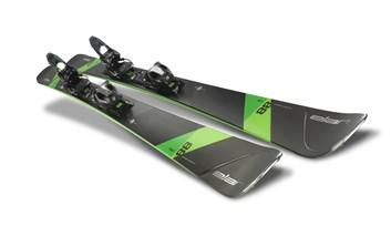 Elan Amphibio 88 XTi Ti Fusion + ELX 12 17/18
