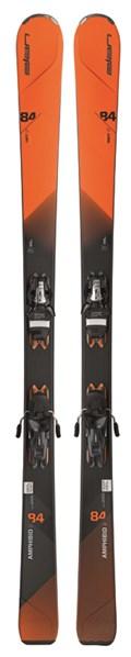 Elan Amphibio 84 Ti Fusion + ELX 12  16/17