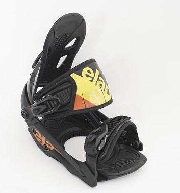 Snowboardové Vázání Elan Basic