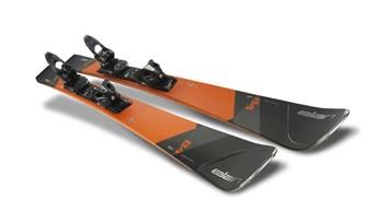 Elan Amphibio 84 Ti Fusion + ELX 12  17/18