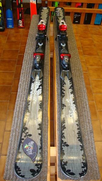 Rossignol Attraxion  162cm