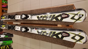 Völkl Racetiger SC UVO 13/14  160cm
