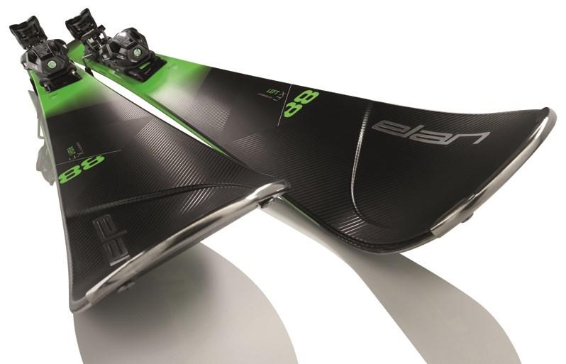 Elan Amphibio 88 XTi Fusion + ELX 12  16/17