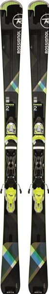 Rossignol Famous 2 + Xpres W 10 17/18