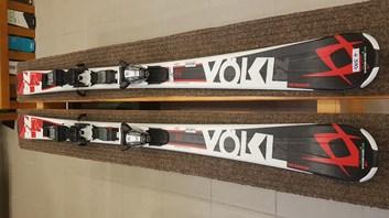 Völkl RTM 7,4 + Marker 10 14/15 142cm