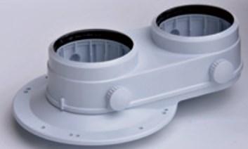 odkouření Protherm člen rozdvojovací 2x80 mm pro PUMA (0010024098)