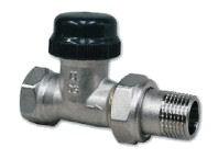 """IVAR - termostatický dvouregulační ventil přímý IVAR.VD 2101 N - 3/4"""""""