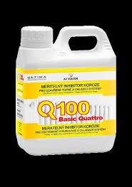Q100 - Multifunkční inhibitor koroze pro topné systémy