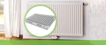 KORADO deskový radiátor Radik VKM8 10-300/500