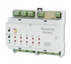 WS304-10, 10-ti kanálový přijímač