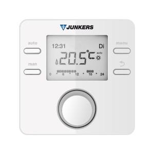 Regulace ekvitermní Junkers týdenní CW 100 (7738111103)