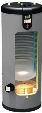 solární nerezový zásobník ACV SMART LINE SLME 400 - Multi-Energy (06624601)