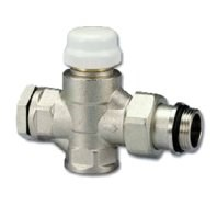 IVAR.VDS 01 - termostatický ventil s větším průtokem