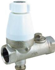 """pojistný ventil Myjava závitový T1847 3/4"""" - 6 bar"""