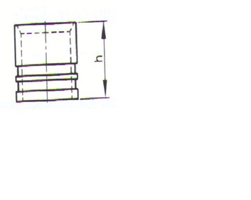 Rehau RAUTHERM S násuvná objímka 16 mm 12443901001