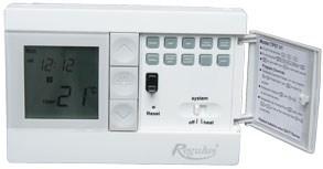 Elektronický programovatelný pokojový termostat Regulus TP07