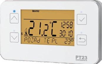 PT23 prostorový termostat Elektrobock