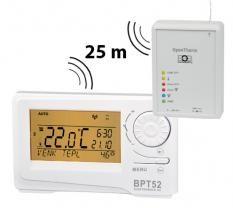 Bezdrátový termostat BPT 52 s OT komunikací