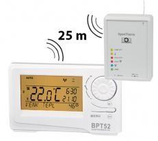 Bezdrátový termostat BT52 s OT komunikací