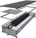 podlahový konvektor MINIB COIL - PO - 1250, bez ventilátoru