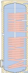 solární zásobníkový ohřívač Storatherm Agua Solar REFLEX AF 3000/2