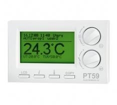 Drátový termostat PT 59 s OT komunikací