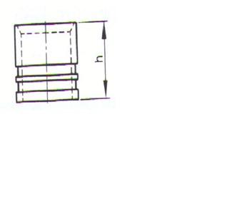 Rehau RAUTHERM S násuvná objímka 14 mm 12460341001