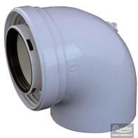 odkouření kondenzační Regulus - koleno s odběry 80/125