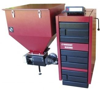 automatický teplovodní kotel na tuhá paliva Slokov Variant SL 33AU