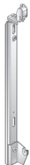 KORADO konzola Koramont Radik stěnová kompaktní Z-U575 - 900 mm