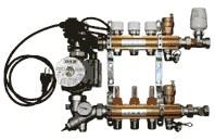 IVAR - DUAL -7- IVAR.CI 557 KS - sestava rozdělovač - sběrač