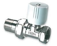 """IVAR - radiátorový ventil přímý IVAR.VD 201 - 3/8"""""""