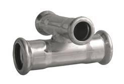 uhlíkový pozinkovaný kříž 90° IVAR.IVC45 - 22-15 mm