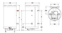 kombinovaný zásobník ACV Comfort E 210 (06643001)