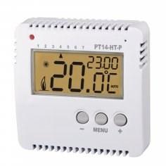 PT14-HT-P Prostorový termostat programovatelný pro termoventily SEH01-230