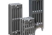 litinový radiátor HELLAS s nožkou 470/218
