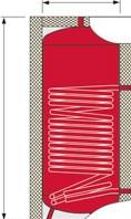 akumulační zásobník REFLEX  PHW 500