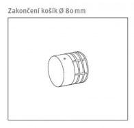 odkouření Protherm zakončení košík - 80 mm (Z2K) (0020199426)