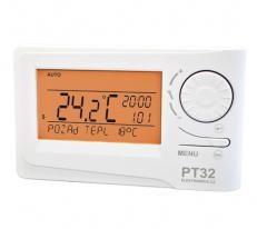 PT32 Digitální týdenní termostat