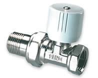 """IVAR - radiátorový ventil přímý IVAR.VD 201 - 1/2"""""""