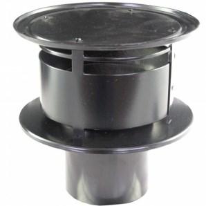 odkouření Regulus - koncovka pro komínek, výdech 80 mm
