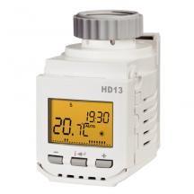 digitální termostatická hlavice HD 13L - podsvícený displej
