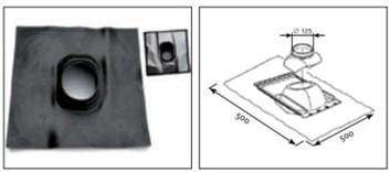odkouření Protherm průchodka střechou šikmá (PS3) (0020258676)