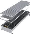 podlahový konvektor MINIB COIL - KT 110 - 900, s ventilátorem